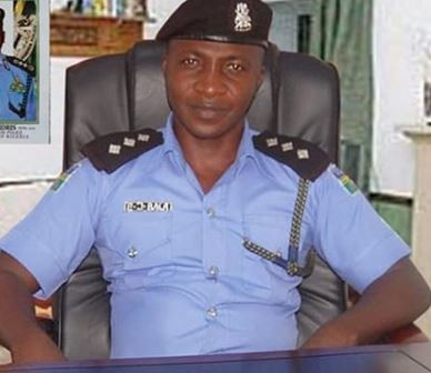 Nigeria police force reacts to a viral video of Policeman with POS